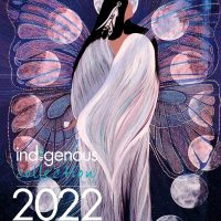 2022 Wall Calendar with Betty Albert's 12 Moons Collection