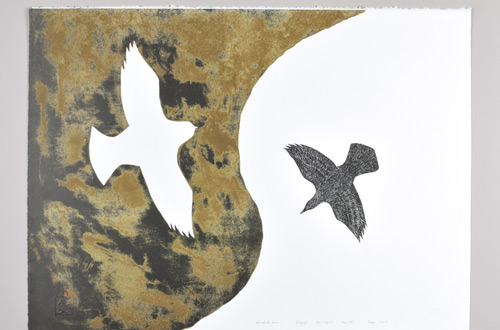 Owl and the Raven