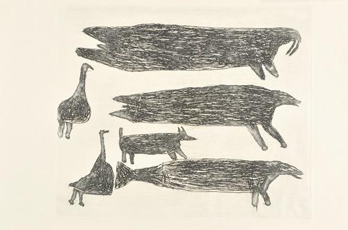 Untitled; walrus