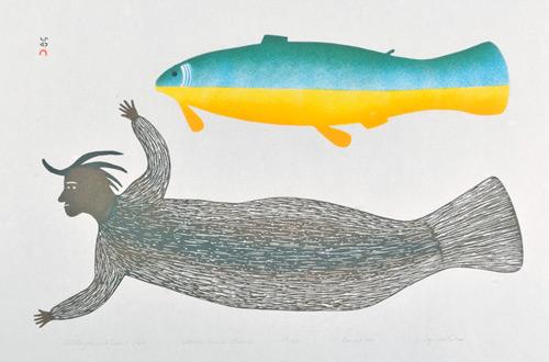 Talelayou and Spirit Fish