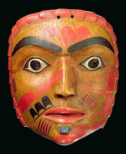Haida Mask Carving 42