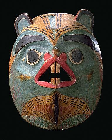 Civilization Ca Haida Haida Art Masks