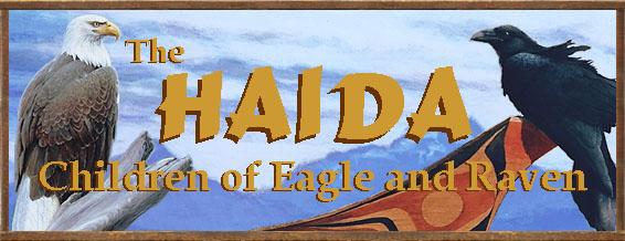 Los Haida - Hijos de Águila y Raven