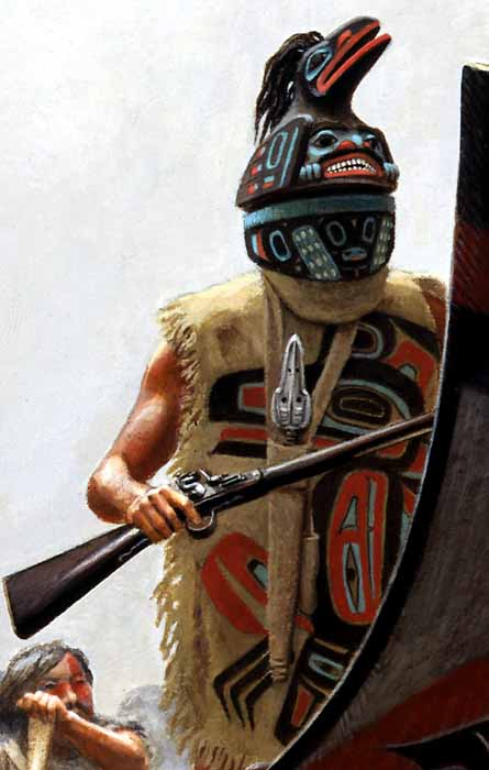 Civilization Ca Northwest Coast Native Settings Raven