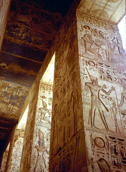 egyptian civilization - architecture