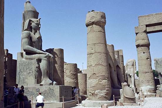 civilisation egyptienne architecture temples