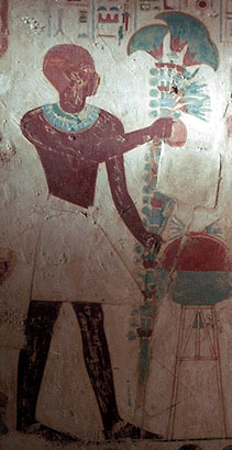 Egyptian civilization - Daily life - Clothing and adornment