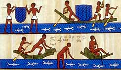 Fishing on the Nile; CMC S97-10823; PCD 2001-273-086