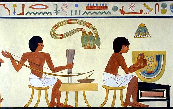 specialized jobs ancient egypt Ancient egypt was a civilization of ancient northeastern africa  and engineers with specialized training in their field slavery was known in ancient egypt.