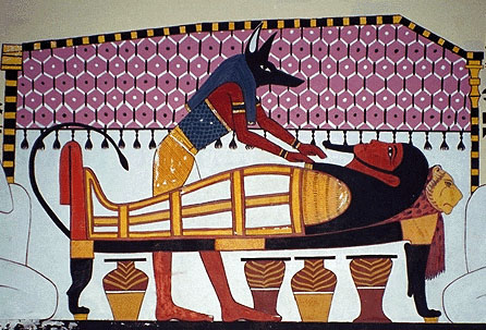 an introduction to egyptian mummies and the beliefs of ancient egyptians 2,000-year-old egyptian mummy workshop and goldmine of treasures unearthed in saqqara  the myth essentially highlights how ancient egyptians held a belief that the .