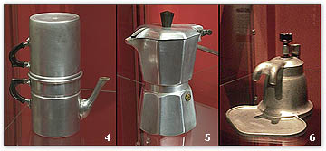 How To Use Napoletana Coffee Maker : Civilization.ca - Presenza: Italian-Canadian Heritage - Espresso coffee