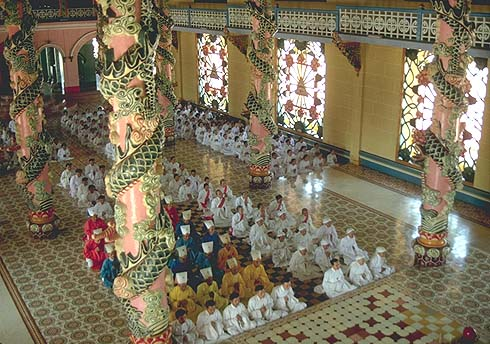 The primary religions practised by the Vietnamese people are Buddhism    Vietnamese Religion
