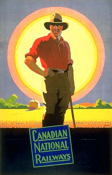canadian pacific western movie