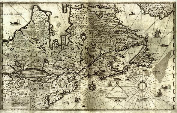 Canadian Personalities - Samuel de Champlain