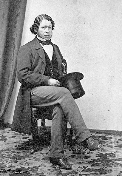 Canadian Personalities - Thomas D'Arcy McGee
