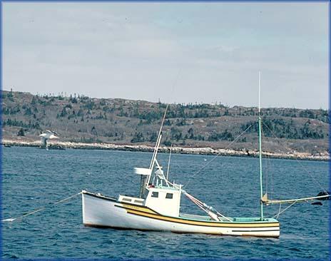 Civilization.ca - Lifelines - Nova Scotia Motor Fishing Boats
