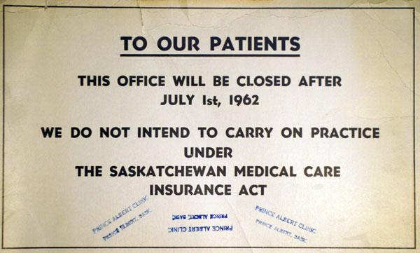 Civilization Ca History Of Canadian Medicare 1958 1968
