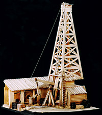 Civilization ca - Canada Hall - Alberta Oil Rig