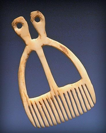 Civilization Ca Historic Inuit Art Combs