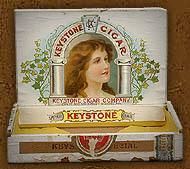 Cigar box label : First Pick, First Pick, CMC 2003.46.21 | S2003-3209