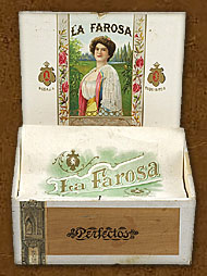 Cigar box label : Purity