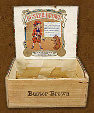 Cigar box label : Casino