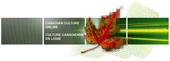 Canadian Culture Online / Culture canadienne en ligne