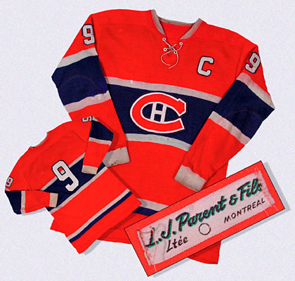 new style 8a5e8 8237c Civilization.ca - Treasures Gallery - The Rocket's hockey ...