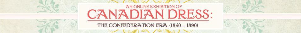 An online exhibition of Canadian Dress