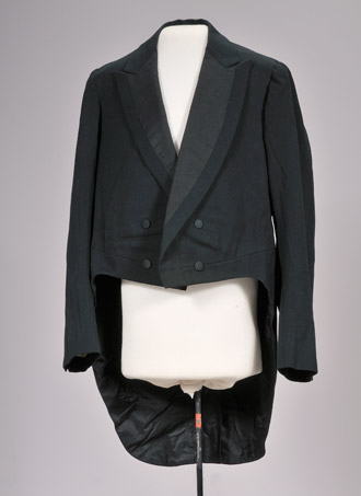 Three piece suit jacket