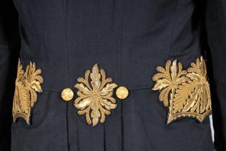 Civil uniform coat