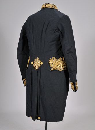 Civil uniform coat