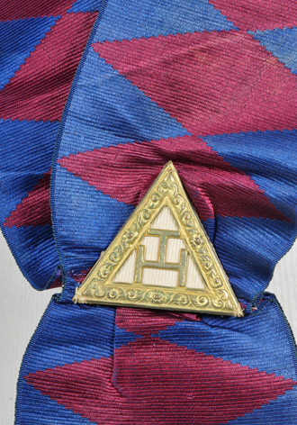 Ceremonial sash