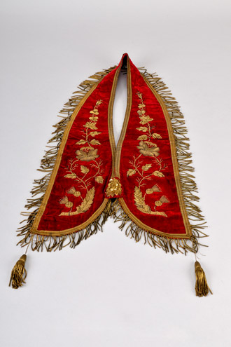 Ceremonial collar