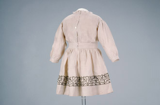 Child's linen dress