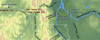 Northwest Territories and Yukon (Map 2)