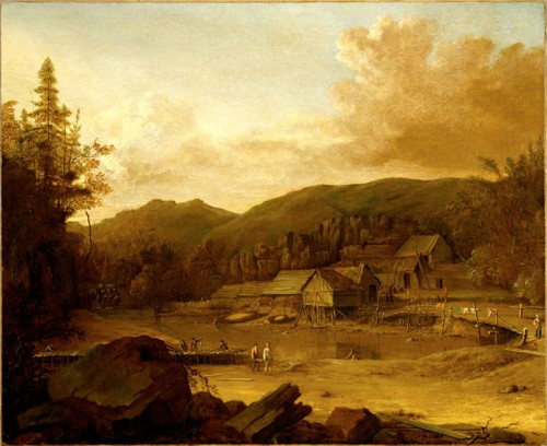 Fishing Station, Placentia Bay, c. 1700