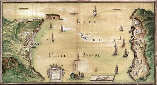 Harbour at Percee Island, 1686