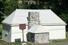 Outbuildings which contain a bread oven