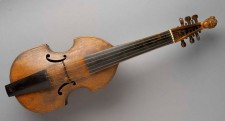 Treble viol, c. 1700
