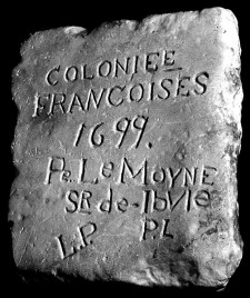 The Iberville Stone