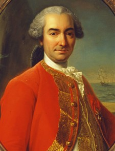 Portrait of Charles de la Boische, Marquis de Beauharnois, 2d quarter of 18th century, attributed to Louis-Michel Van Loo