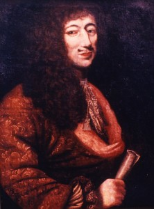 Portrait of Jean Talon, by Claude François known as Frère Luc (1614-1685)