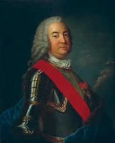Portrait of Pierre de Rigaud, Marquis de Vaudreuil