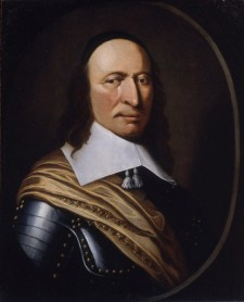 Portrait of Peter Stuyvesant, ca. 1660, attributed to Hendrick Couturier