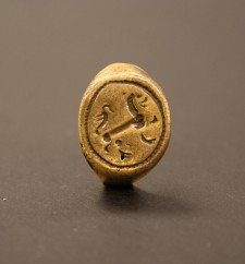 Signet ring from the Croatan Archaeological Site Collection