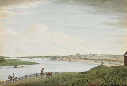A View of Quebec, Taken near Beauport Ferry in 1787