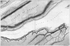 General James Murray's map of the St. Lawrence, 1761