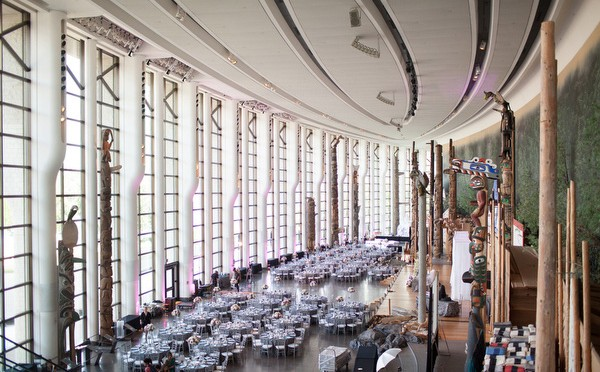 Foyer Museum Quebec : Grand hall banquet and reception halls facility