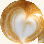 coffee crema art